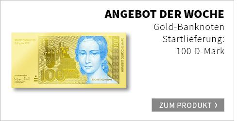 D-Mark Banknoten