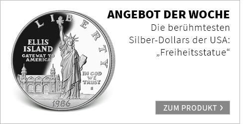 Silber-Dollars
