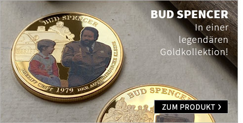 Bud Spencer in Gold