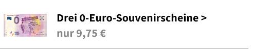 Die 0-Euro-Souvenirscheine zur Deutschen Einheit
