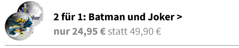 Jubiläumskollektion Batman