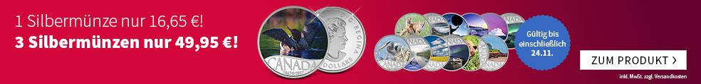 Kanada Sonderaktion