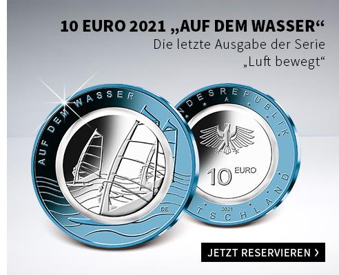 10 Euro 2021