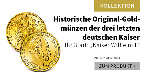 Start: Kaiser Wilhelm I